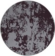 rug #1295115 | round purple abstract rug