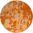 rug #1295139 | round abstract rug