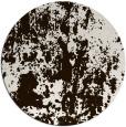 rug #1295163   round brown rug
