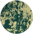 rug #1295195 | round yellow popular rug