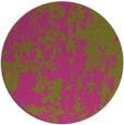 rug #1295207 | round abstract rug