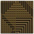 rug #1295615 | square black retro rug
