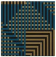 rug #1295623 | square black graphic rug