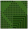 rug #1295739 | square light-green check rug
