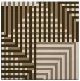 rug #1295755 | square beige check rug