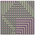 rug #1295783 | square purple check rug