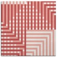rug #1295835 | square white check rug