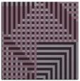 rug #1295851 | square purple check rug