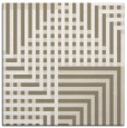 rug #1295914 | square retro rug