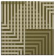 rug #1295947 | square light-green check rug