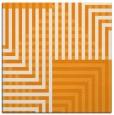 rug #1295955 | square light-orange check rug