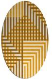 rug #1296320   oval check rug