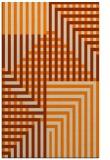 rug #1296331 |  beige check rug