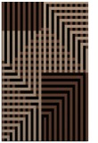 rug #1296347 |  brown stripes rug