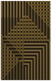 rug #1296351 |  black stripes rug