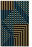 rug #1296359 |  black check rug