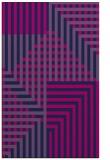 rug #1296367 |  blue check rug