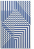 rug #1296379 |  blue check rug