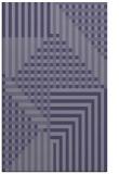 rug #1296419 |  blue-violet check rug