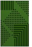 rug #1296475 |  light-green check rug