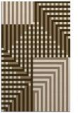 rug #1296491 |  beige check rug