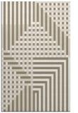 rug #1296495 |  white stripes rug