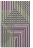 rug #1296519 |  purple check rug