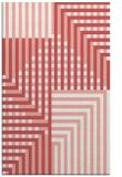 rug #1296571 |  white check rug