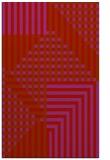 rug #1296603 |  red check rug