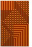 rug #1296607    red-orange check rug
