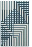 rug #1296643 |  white check rug