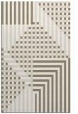 rug #1296647 |  beige check rug
