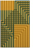 rug #1296663 |  light-orange graphic rug