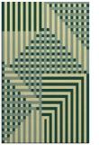 rug #1296667 |  yellow check rug