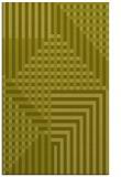 rug #1296671 |  light-green check rug