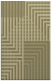 rug #1296675 |  light-green check rug