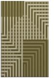 rug #1296683 |  light-green check rug