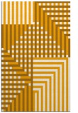 rug #1296687 |  light-orange graphic rug
