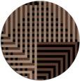 rug #1296716 | round check rug