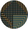 rug #1296730   round check rug
