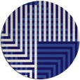 rug #1296800 | round check rug