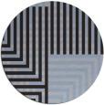 rug #1296808   round check rug