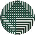 rug #1296838 | round check rug