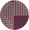 rug #1296877 | round check rug