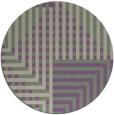 rug #1296889   round check rug