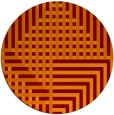rug #1296914 | round graphic rug