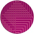 rug #1296927 | round check rug