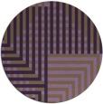 rug #1296954 | round graphic rug