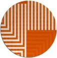 rug #1296990 | round stripes rug