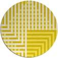 rug #1296998   round check rug